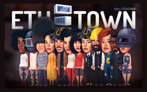 【Give away】ETH.TOWNのヒーローエアドロップ