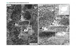 米国防総省、「バグダディ容疑者急襲作戦」の詳細と映像を公開